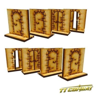 Dungeon Doors (8)