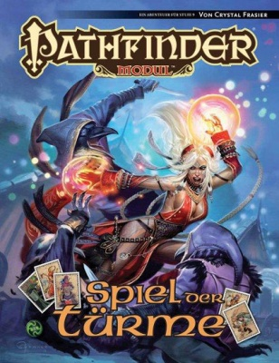 Pathfinder Abenteuermodul: Spiel der Türme