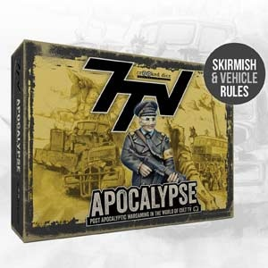7TV: Apocalypse Boxed Game