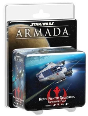 Star Wars Armada: Rebel Fighter Squadrons