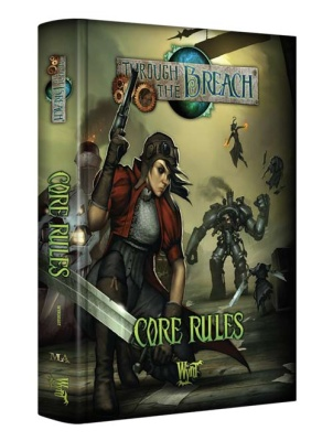 Through the Breach RPG: Core Rules