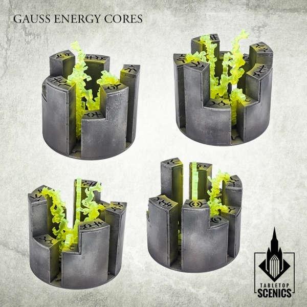 Nekropolis Mastaba - Gauss Energy Cores (4)