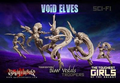 Blood Vestals - Troopers, TGG2 Ed. (VE - SF)