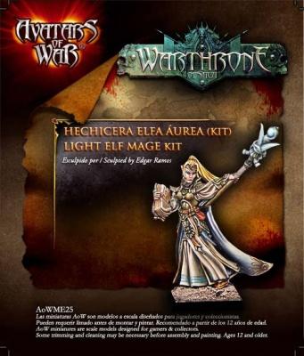 Highborn Elf Mage (kit)