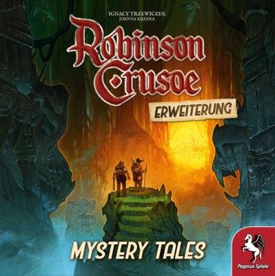 Robinson Crusoe: Mystery Tales - DE