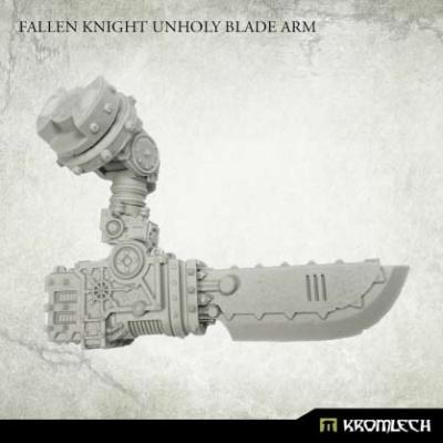 Fallen Knight Unholy Blade Arm