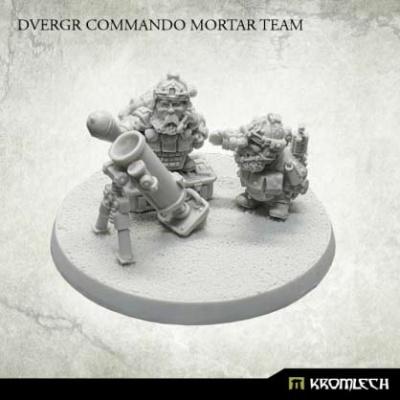 Dvergr Commando Mortar Team