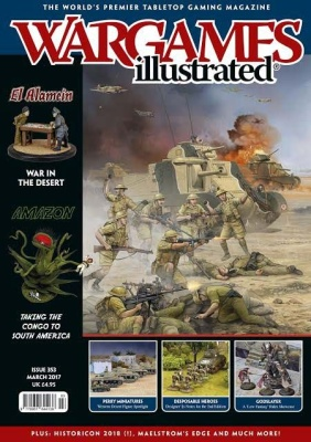 Wargames Illustrated Nr 353