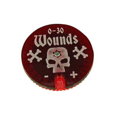 Wound Dial, #0-30 (1)