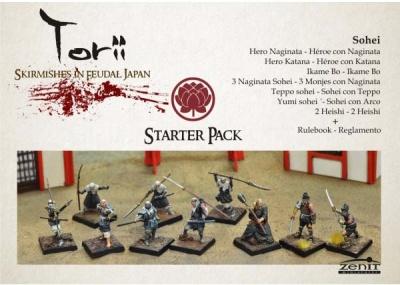 Army Box Sohei (Torii)