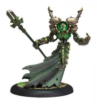 Cryx Warcaster Iron Lich Asphyxious - 2010 (1 model)