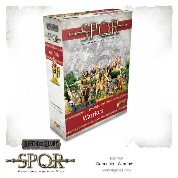 Germania - Warriors
