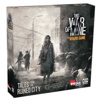 This War of Mine: Tales from the Ruined City Exp. - EN