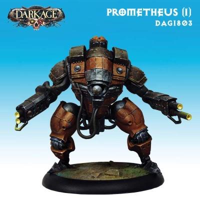 Forsaken Prometheus (1)