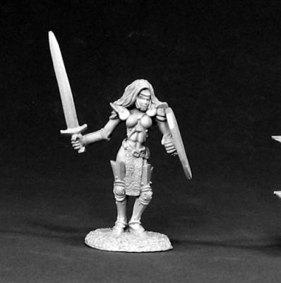 Krista, War Maiden