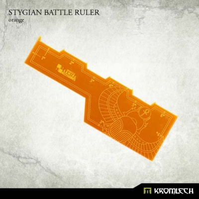 Stygian Battle Ruler [orange]