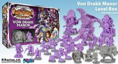Super Dungeon Explore: Von Drakk Manor 2.0