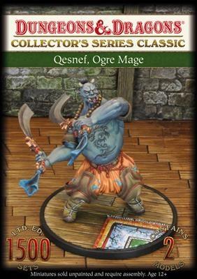 D&D: Qesnef, Ogre Mage (2)
