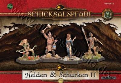 Schicksalspfade - Spielset: Helden & Schurken II