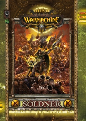 Forces of WARMACHINE: Söldner (HC deutsch)