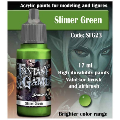 Scalecolor Fantasy 23 Slimer Green (17ml)