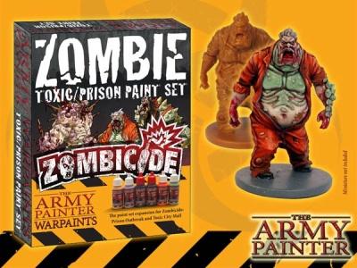 ZOMBICIDE Toxic/Prision Paintset