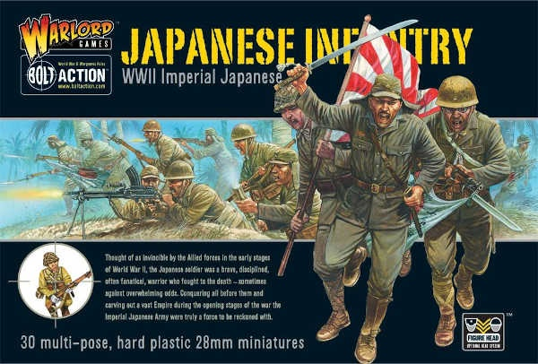 Imperial Japanese Infantry