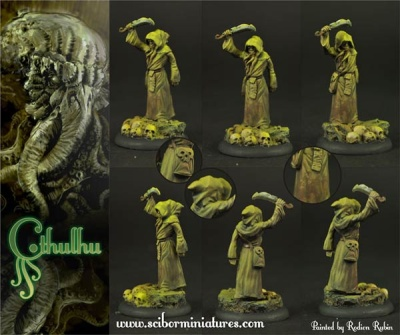 Cthulhu Cultist #1 (1)