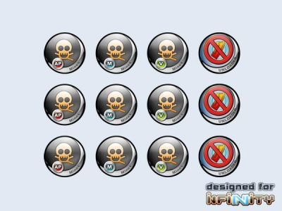Infinity Tokens Deployables #2 (12)