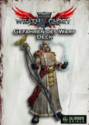 WH40K Wrath & Glory - Gefahren des Warp Kartendeck