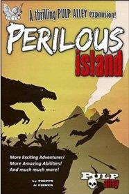 PERILOUS ISLAND - Expansion
