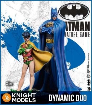Batman and Robin (Dynamic Duo)
