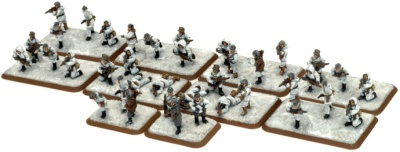 Jääkari Rifle Platoon (Winter)