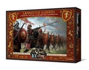A Song of Ice & Fire -  (Gardisten von Haus Lennister) DE