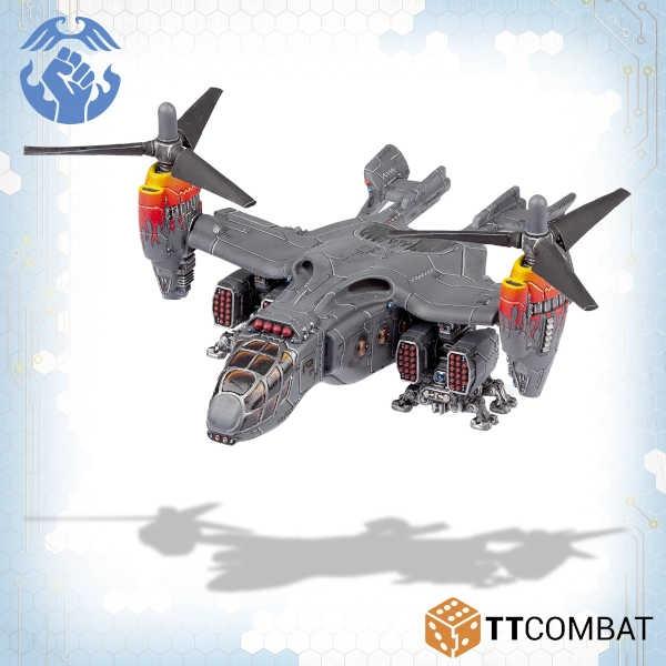 Strikehawk Tilt-Rotor