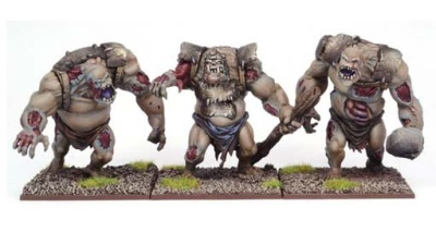Zombie Troll Regiment (3)