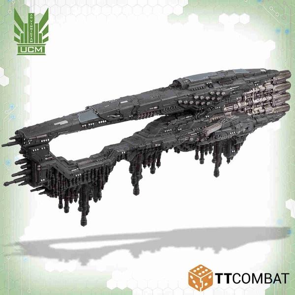 UCM Rome Battlecruiser