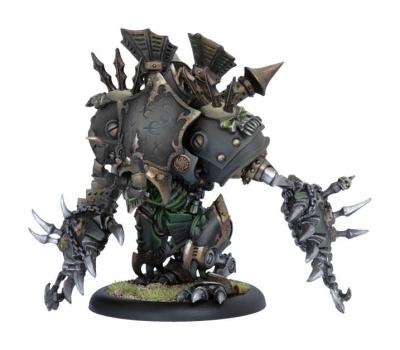 Cryx Deathjack Unique Helljack