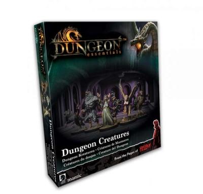 Dungeon Creatures