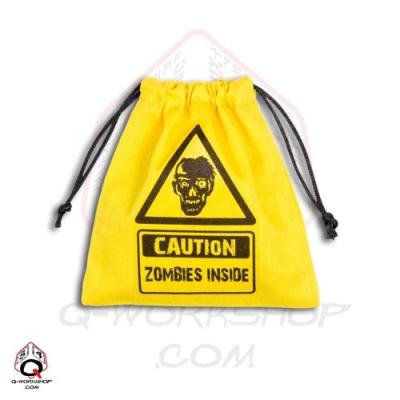 Würfelbeutel- Zombie Dice Bag