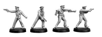 POLICE OFFICERS (4)