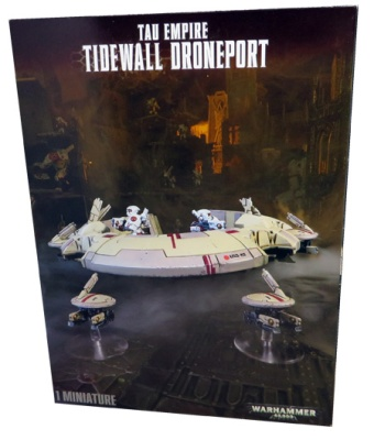 Tau Empire Tidewall Droneport