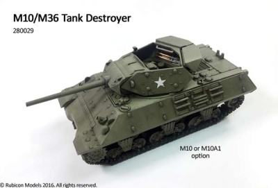 M10/M36 Tank Destroyer (1/56)