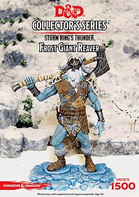 D&D: Storm Kings Thunder: Frost Giant