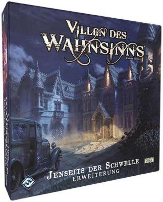 Villen des Wahnsinns 2.Ed. - Jenseits der Schwelle