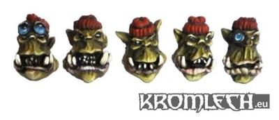 OW2 Orc Commando Heads (8)