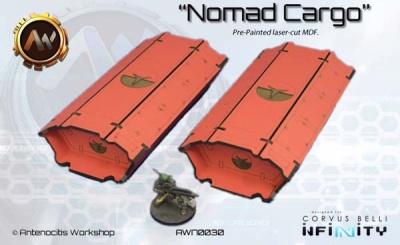 Nomad Cargo (2) OOP