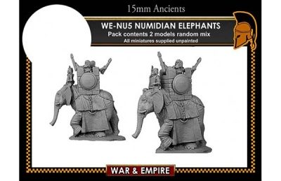 Numidian Elephants