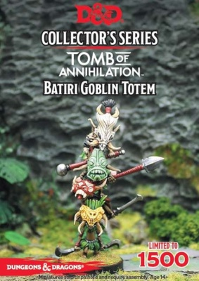 D&D: Tomb of Annihilation: Batiri Goblin Totem