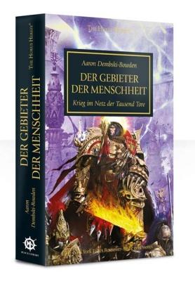Horus Heresy: Der Gebieter der Menschheit (Taschenbuch)